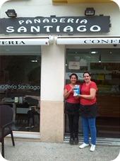 Panaderia Santiago Tienda 1